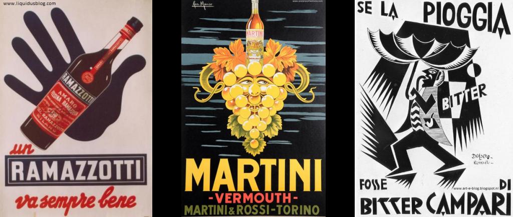 The inventors of aperitivo